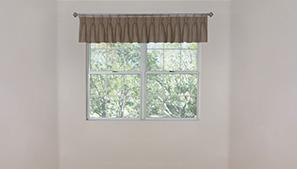 Valance Length Drapery Technical