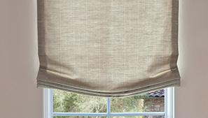 Relaxed Soft Roman Shade Technical