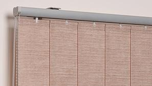 Deluxe Vertical Blind Headrail Tech