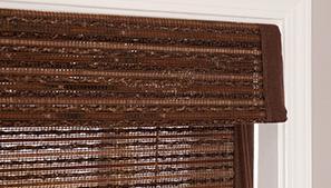 Woven Wood Edge Binding Technical